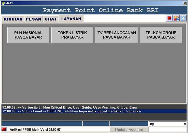 chat bank bri
